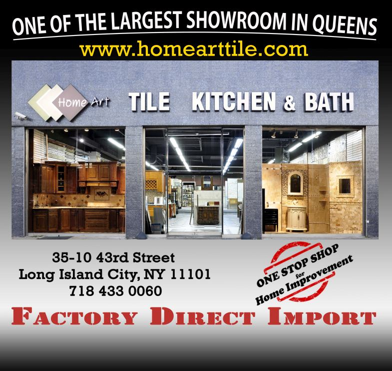 Home Art Tile Kitchen & Bath in Queens,NY