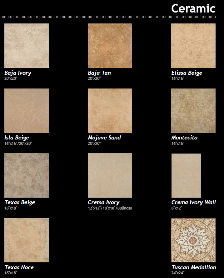 Ceramic Tile Styles That Make A Statement In Your Home