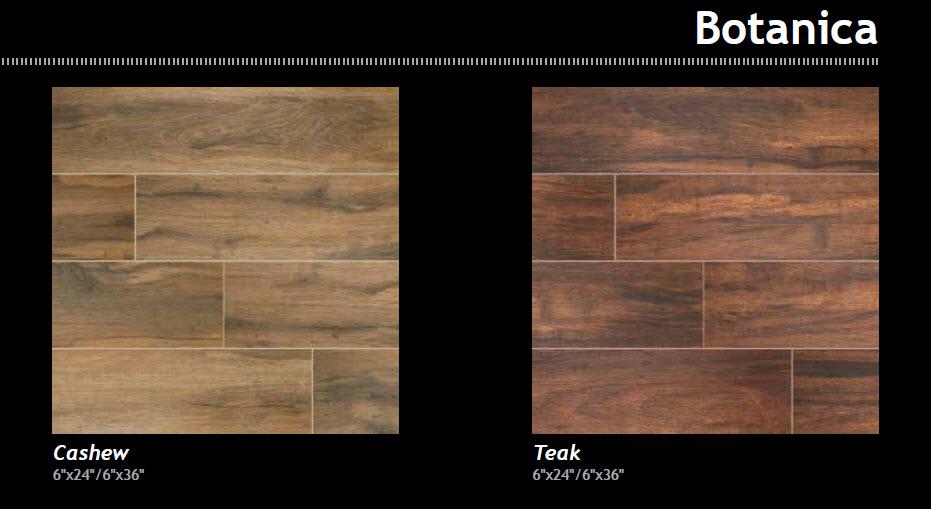 wood looks - botanica