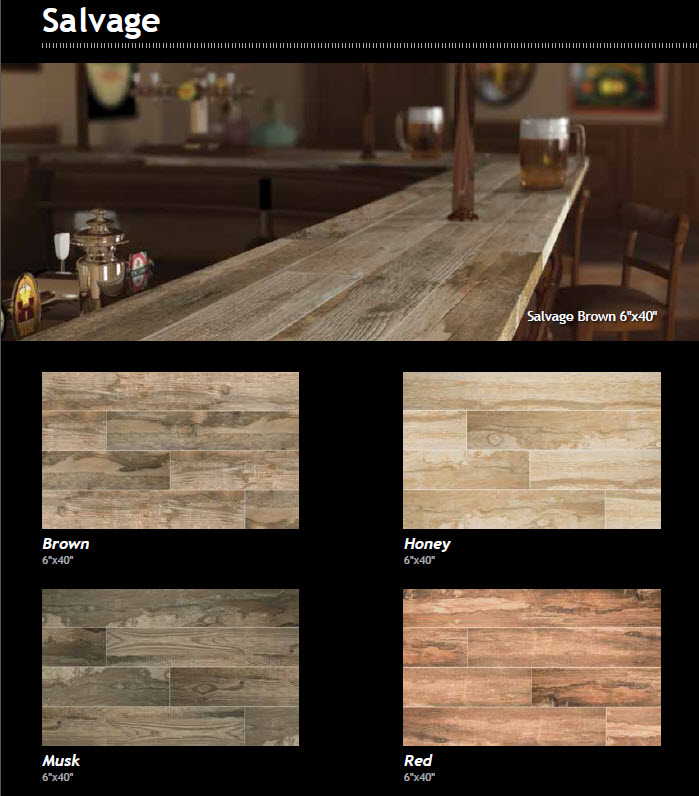 wood looks salvage - gallery