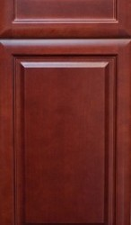 Cherry-Glaze-kitchen cabinet door