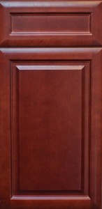 Cherry-Glaze-kitchen cabinet door