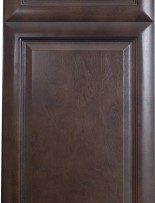 espresso kitchen cabinet door