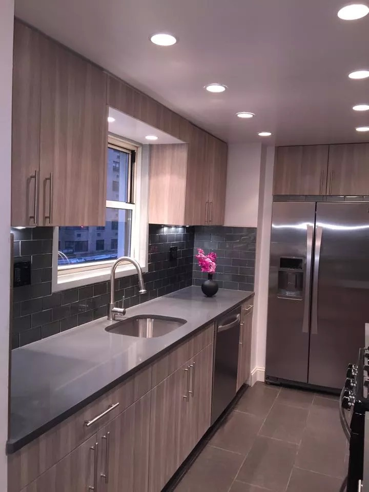 Testimonials home art tile in queens ny for Bathroom cabinets in queens