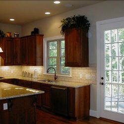 Beautify your kitchen with Ceramic Tile Backsplash