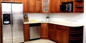 Cherry Glaze   Home Art Tile Kitchen and Bath