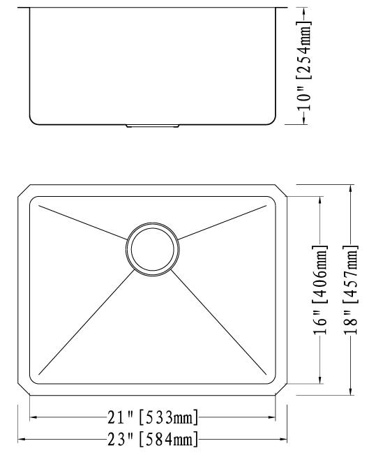 6HA8 2318   Home Art Tile Kitchen and Bath