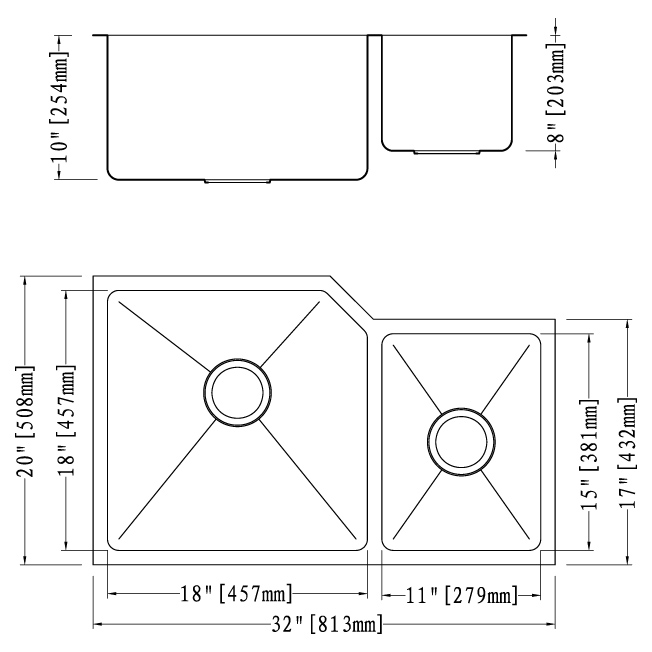 6HA8 3220D | Home Art Tile Kitchen and Bath