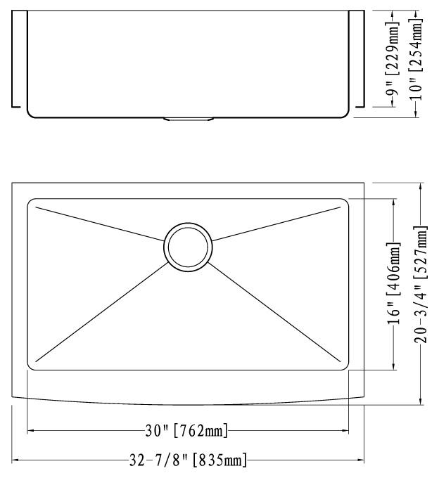 6HA8 3320 | Home Art Tile Kitchen and Bath