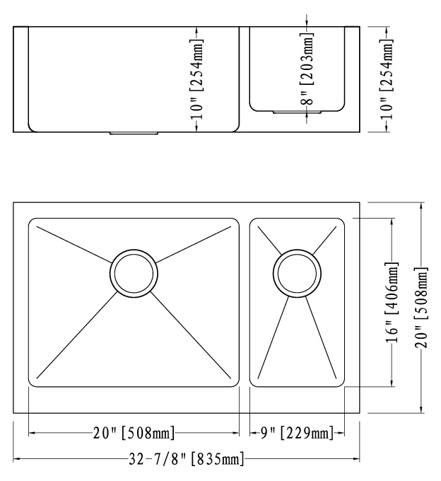 6HA8 3320D | Home Art Tile Kitchen and Bath