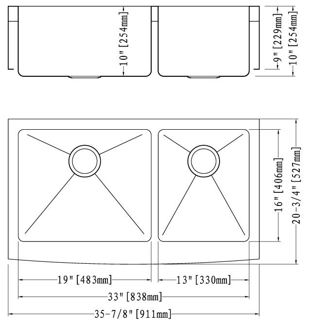 6HA8 3620D | Home Art Tile Kitchen and Bath