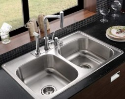 Topmount Kitchen Sinks