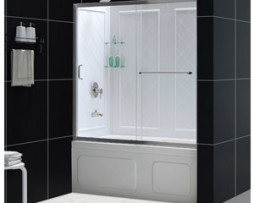 Tub Door and Backwall Kits