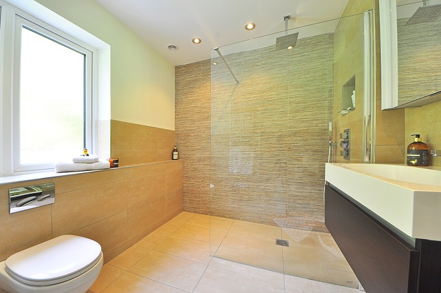 Ceramic tile bathroom shower design ideas - Home Art Tile in Queens,NY