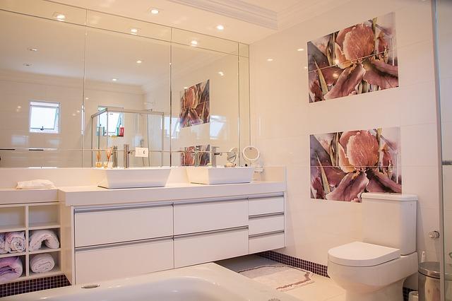 Ceramic tile bathroom shower design ideas