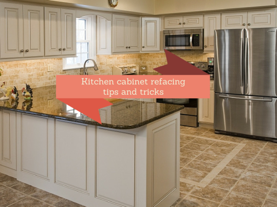 Kitchen cabinet refacing tips and tricks home art tile for Kitchen cabinets queens