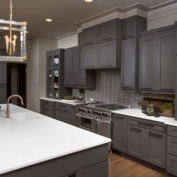 Kitchen Cabinet Colors: Gray Cabinets for Your Kitchen Update