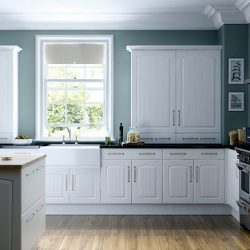 Add More Personality to a White Kitchen Cabinet Design