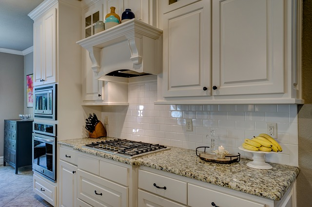 Add More Personality to a White Kitchen Cabinet Design | Home Art Tile Kitchen and Bath
