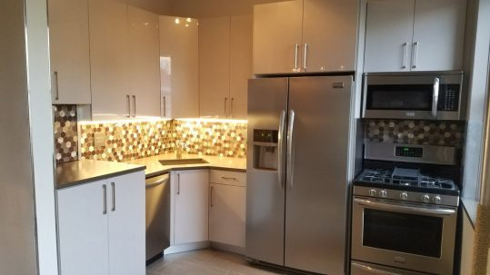 Kitchen Remodel and Bathroom Remodel in Astoria, Queens