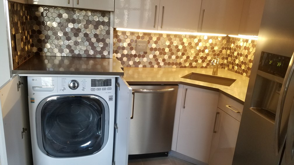 Kitchen Remodel and Bathroom Remodel in Astoria, Queens | Home Art Tile Kitchen and Bath