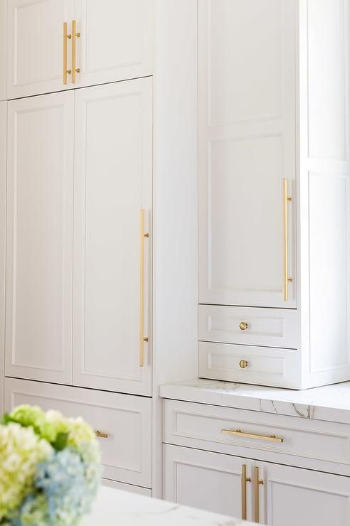 Grey Kitchen Cabinets Gold Hardware white shaker cabinets discount [trendy] in queens ny