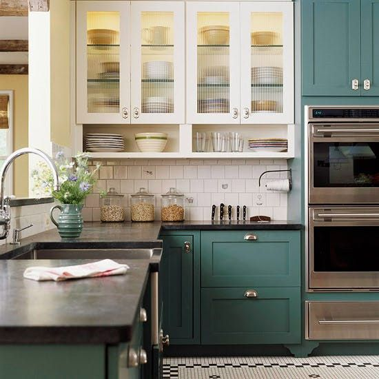 Cabinet Door Styles in 2018 – Top Trends for NY Kitchens | Home Art Tile Kitchen