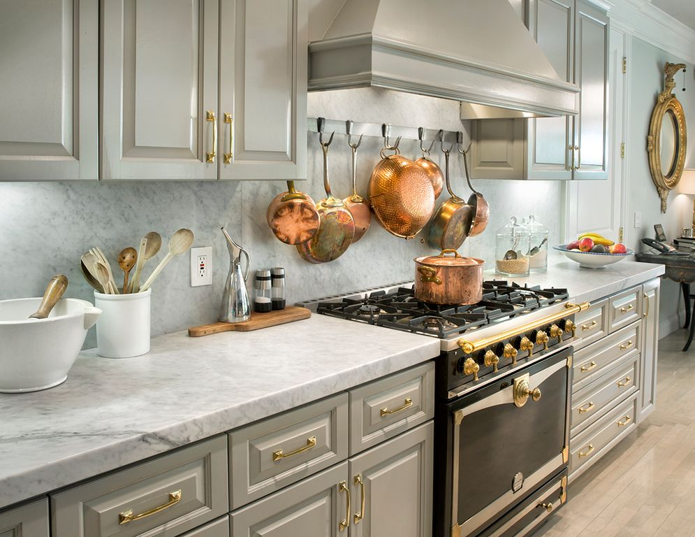 Rustic White Kitchens Houzz