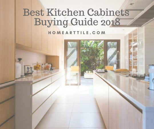 2018 Latest Home Kitchen Cabinet: Best Kitchen Cabinets Buying Guide 2018 [PHOTOS]