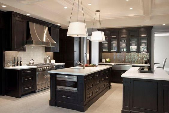 Best kitchen cabinets buying guide 2018 photos for Best brand of paint for kitchen cabinets with modern wall art cheap