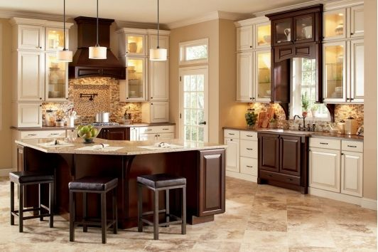 Best Kitchen Cabinets With Style And Function Buying Guide 2018 | Home Art  Tile Kitchen And