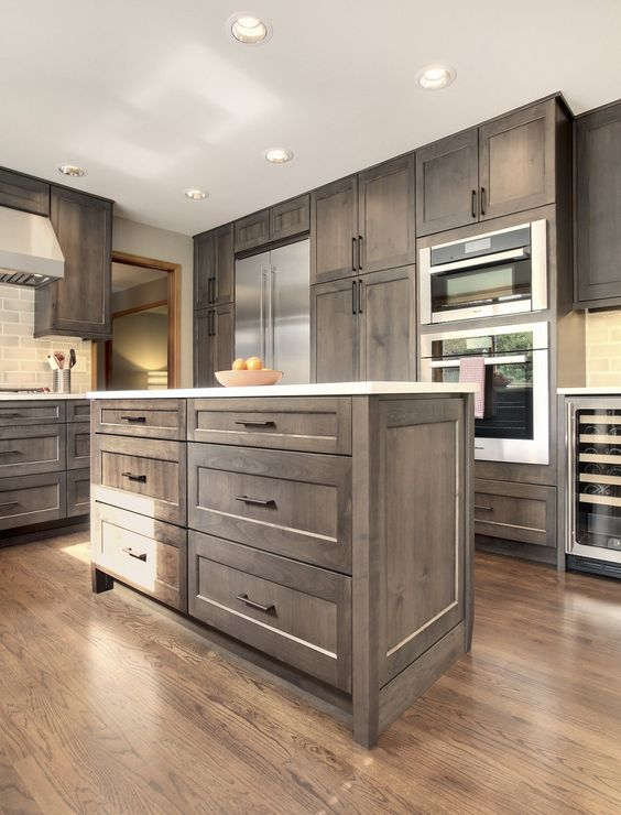 Best kitchen cabinets buying guide 2018 photos for Best brand of paint for kitchen cabinets with california wood wall art