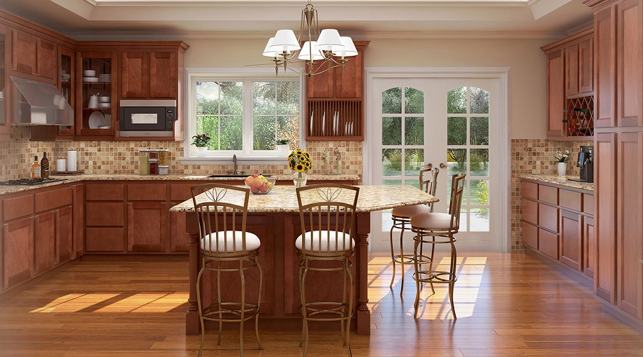 Perfect Best Kitchen Cabinets With Style And Function Buying Guide 2018 | Home Art  Tile Kitchen And
