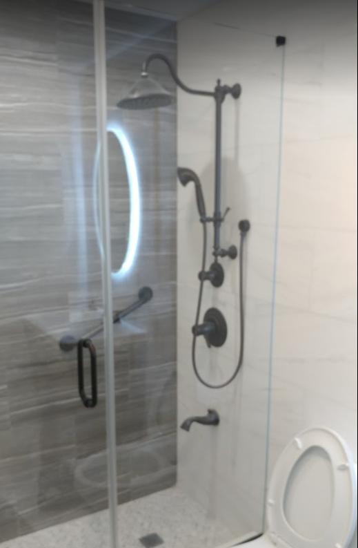 Marble Tiles Bathroom Renovation In Jamaica Queens Read More