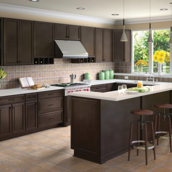Forevermark Cabinets | Home Art Tile Kitchen and Bath