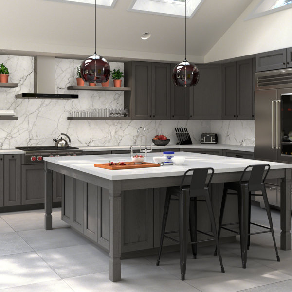 Cnc Kitchen Design: Forevermark Cabinets In Queens, NY [Functional, Stylish