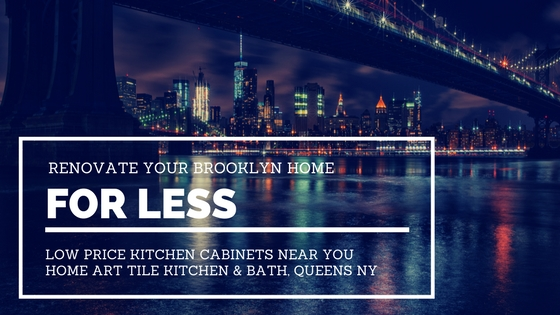 Kitchen Cabinets Brooklyn | Home Art Tile Kitchen and Bath