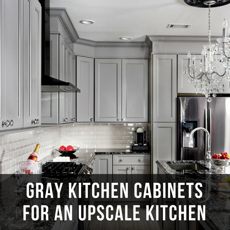 Kitchen Design Queens Ny: Gray Kitchen Cabinets Best Selection In NY [Ultimate Guide]