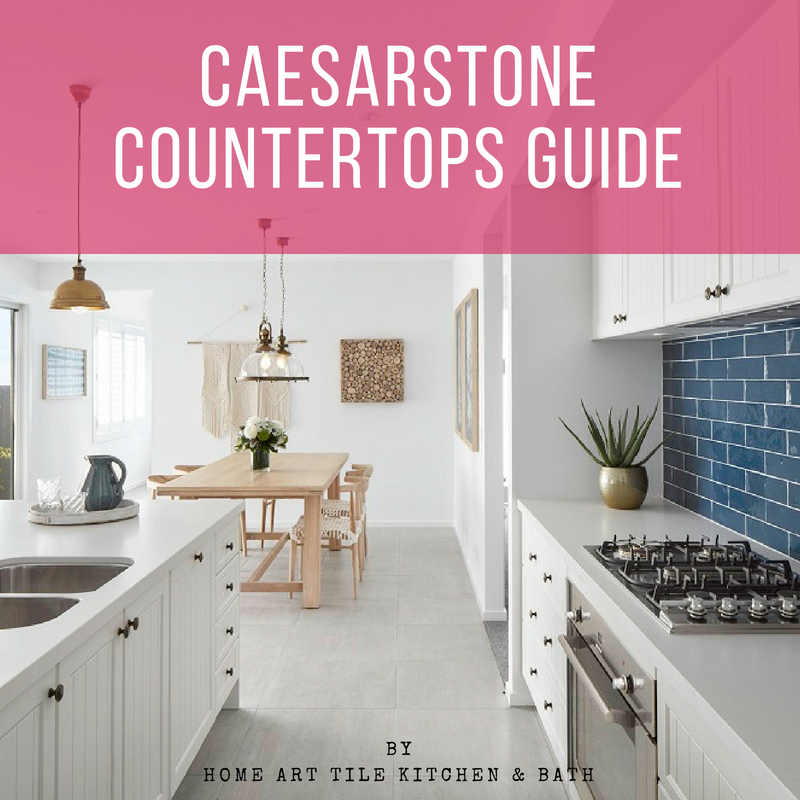 Caesarstone Countertops Home Art Tile Kitchen And Bath