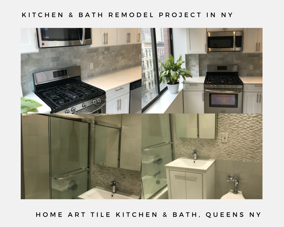 Kitchen and Bath Remodeling Project in NY | Home Art Tile Kitchen and Bath