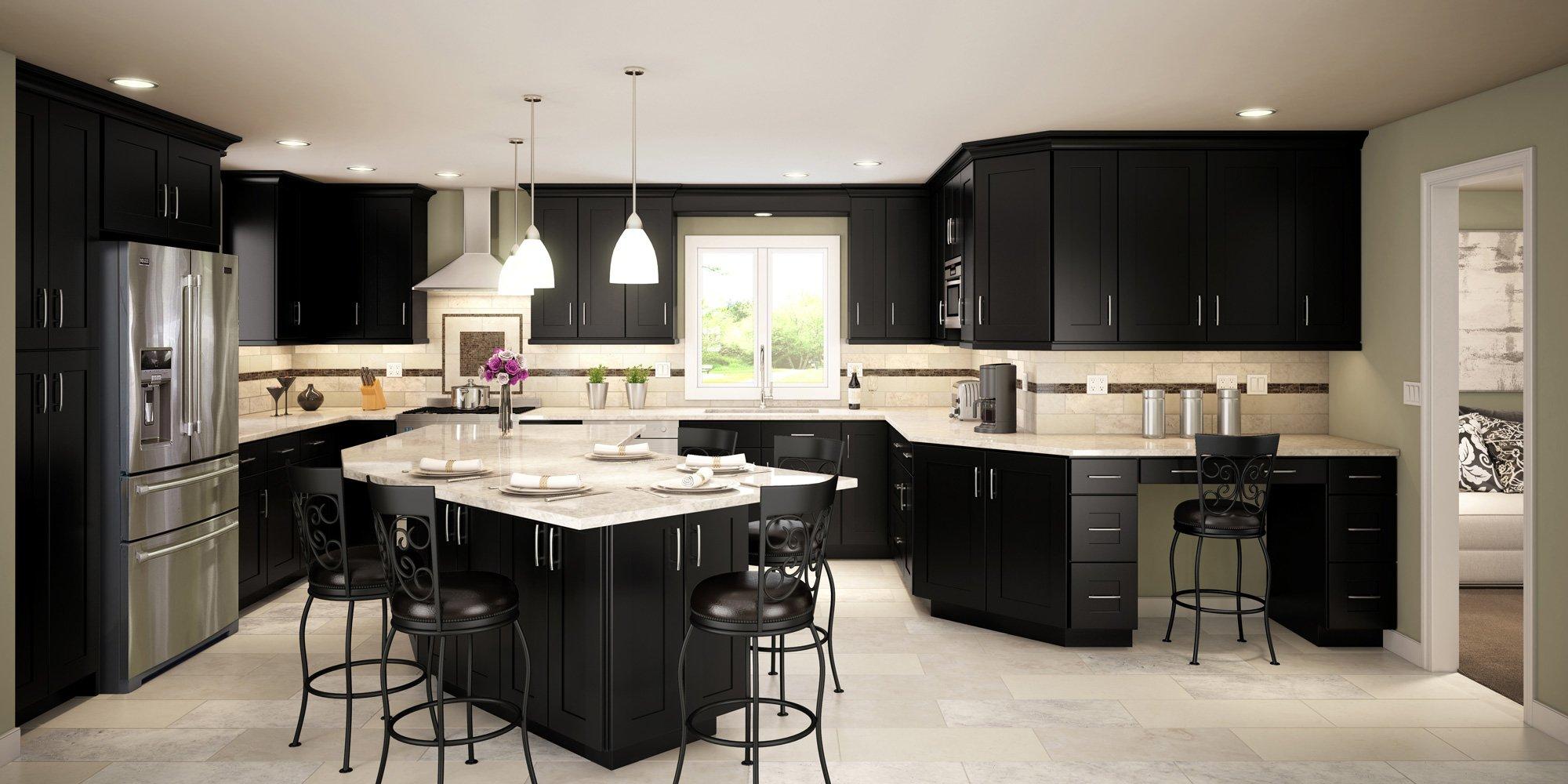 Cubitac Cabinets   Home Art Tile Kitchen and Bath