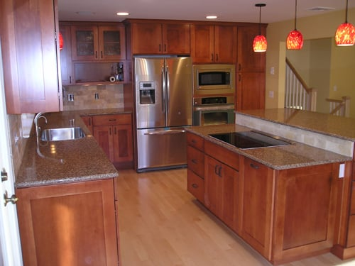 KITCHEN CABINETS SALE Solid Wood Large Showroom In QueensNY - Different woods for kitchen cabinets