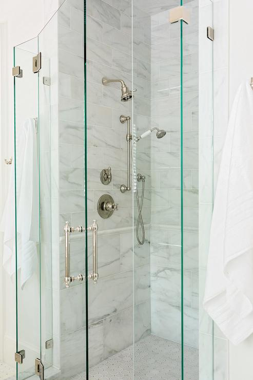 Shower Set Design by Curran and Co Design