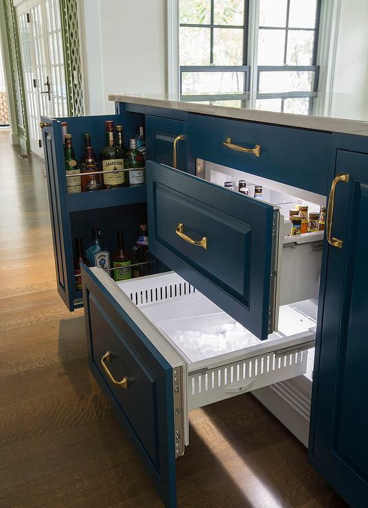 Antique Brass Kitchen Hardware Drawer Pulls