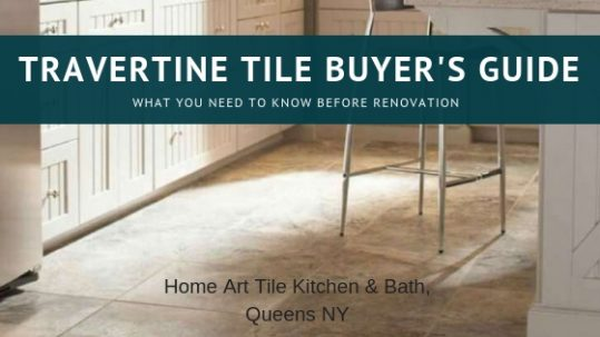Travertine Tile Buyer's Guide