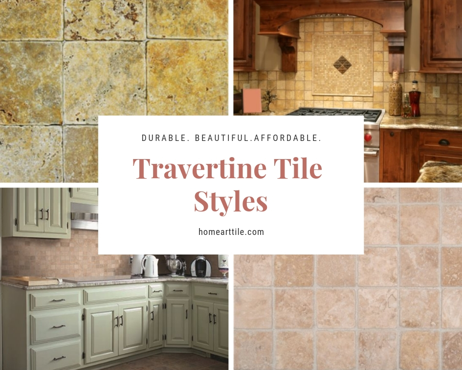 Travertine Tile Buyer's Guide | Home Art Tile Kitchen and Bath