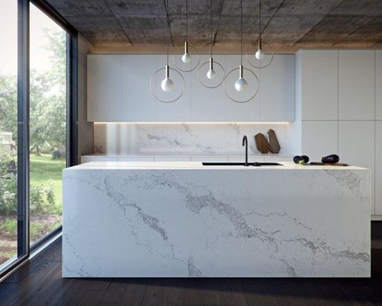 Caesarstone Countertops | Home Art Tile Kitchen and Bath