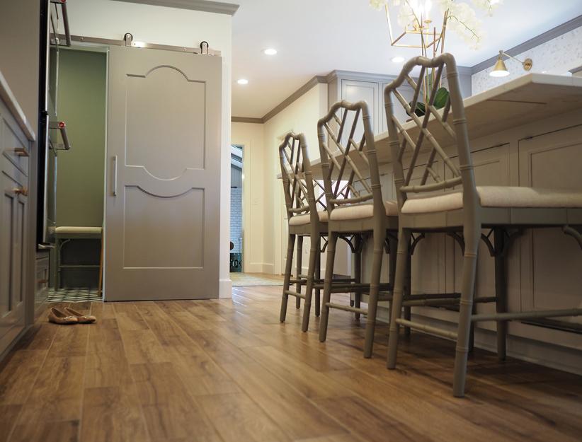 Porcelain Tile Flooring Wood Design by MSI