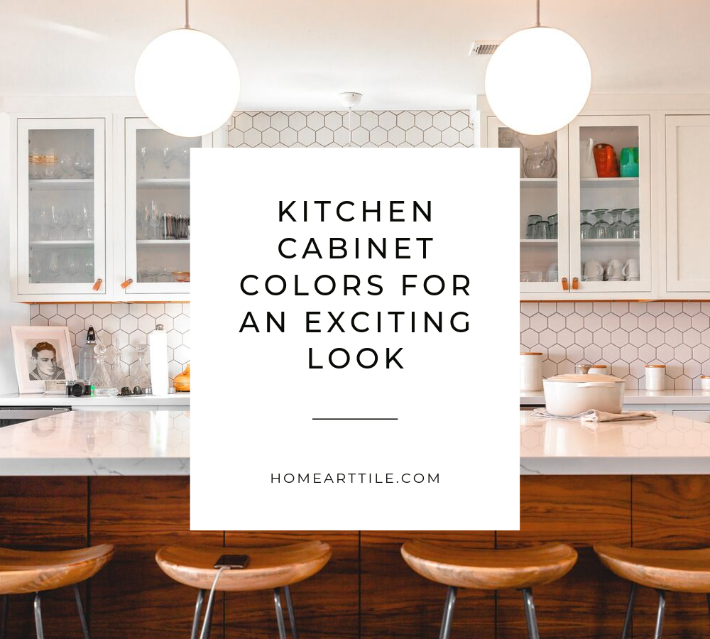 Kitchen Cabinet Colors For A Transforming Exciting New Look