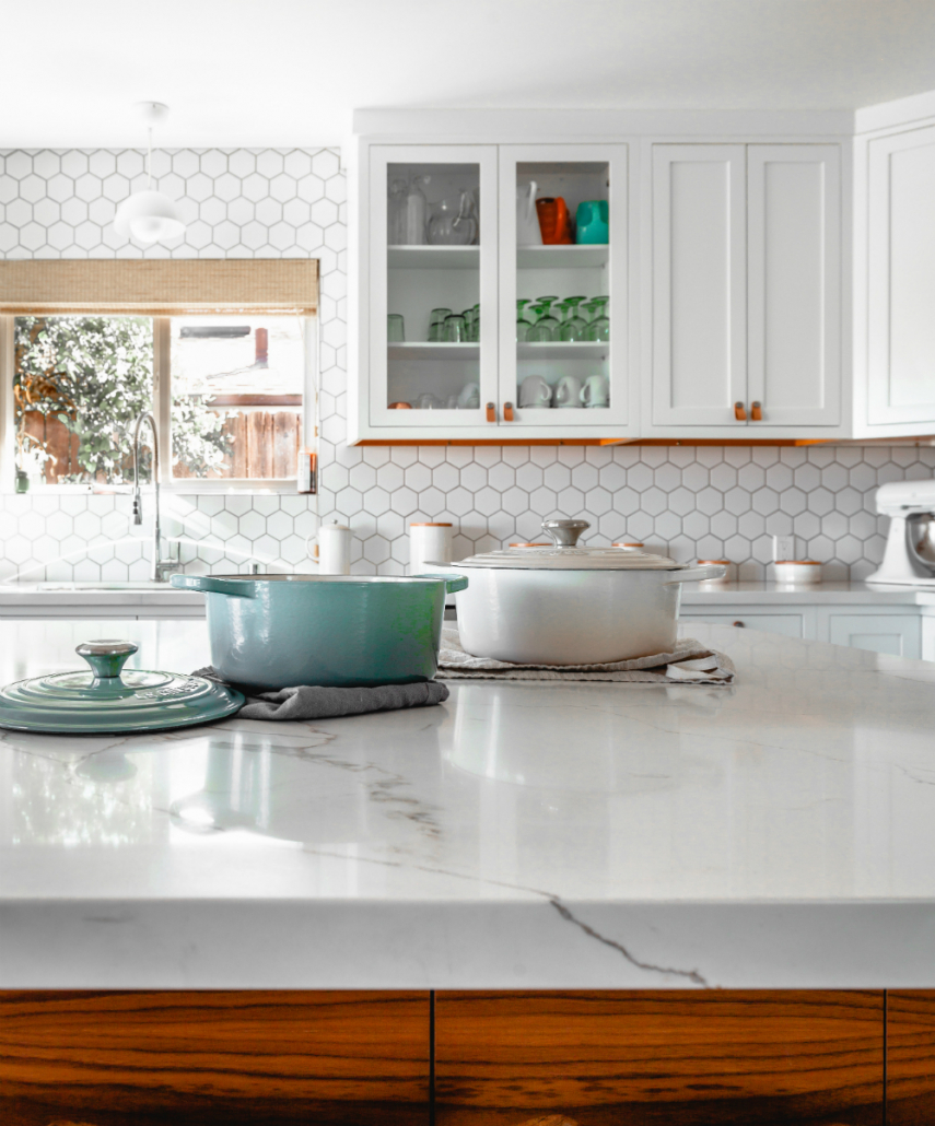 Porcelain Or Ceramic Tile Best Kitchen Backsplash Materials Explained